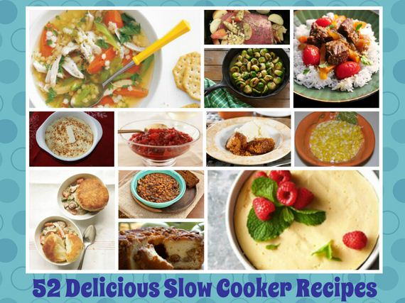 Amazing Slow Cooker Recipes