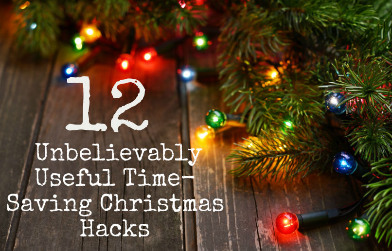 Time-Saving Christmas Hacks