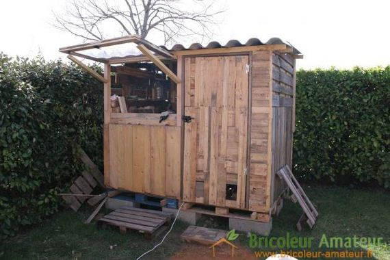 How To Build A Shed From Recycle Pallet