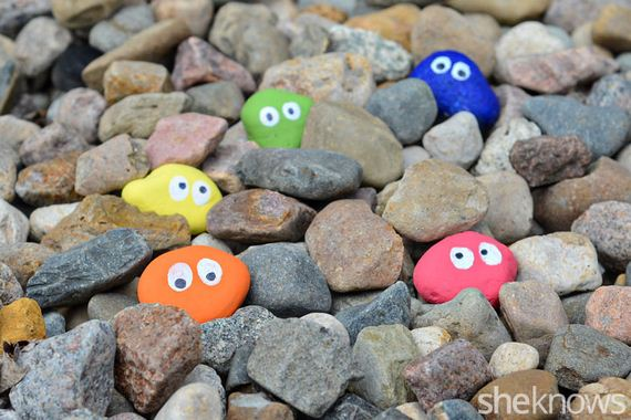 How To Make Your Own Rock Garden