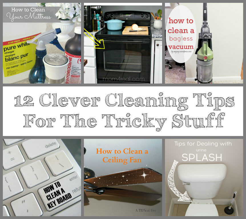 Clever Cleaning Tutorials