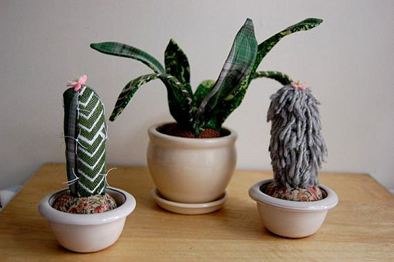 Awesome DIY Faux Plant Projects