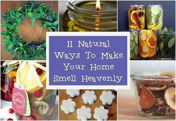 How To Make Your Home Smell Heavenly