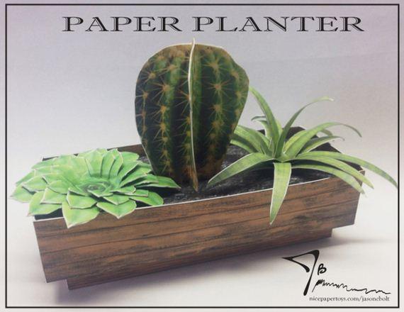 12-DIY-Faux-Plant
