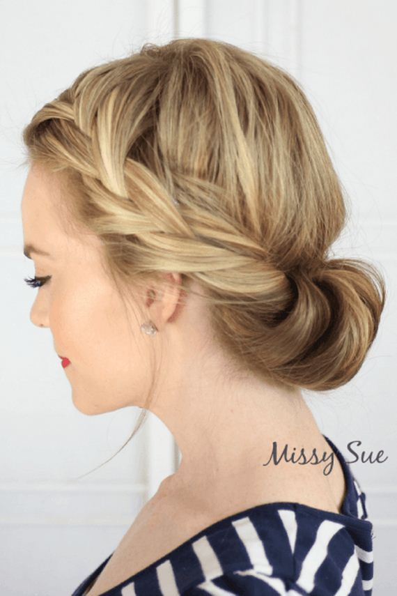 12-Incredibly-Easy-But-Fabulous-DIY-Hairstyle-Ideas