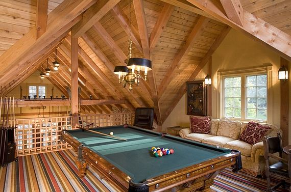 How to Transform an Attic into a Great Room