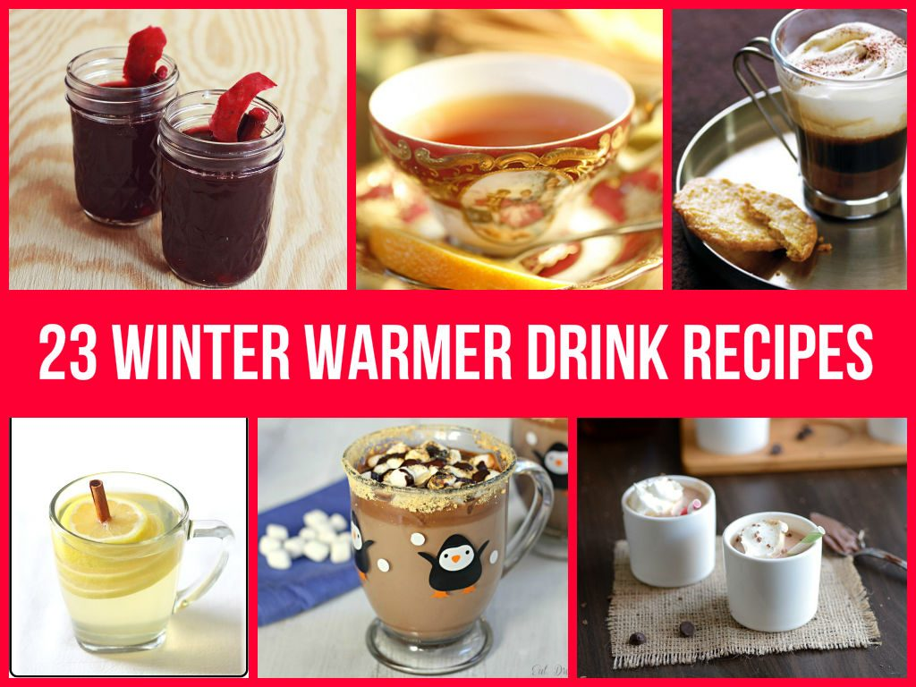Drink Recipes For A Warmer Winter