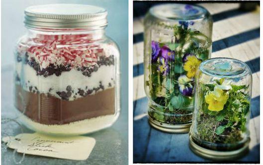 Great Mason Jar Gift Ideas