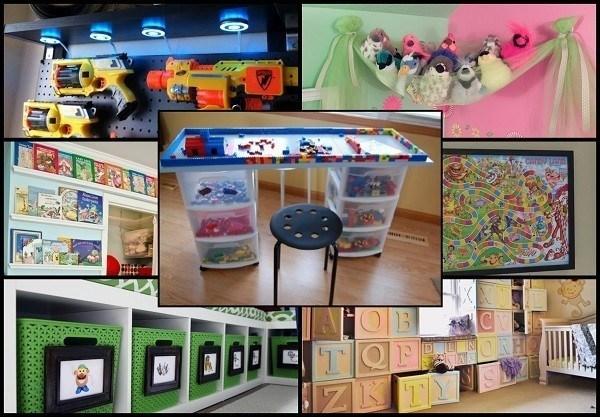 Amazing Storage Ideas for Kids' Bedrooms