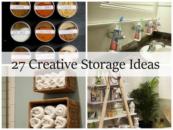 Awesome Storage Ideas