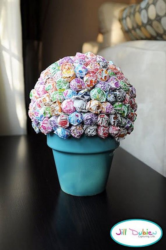 Creative Candy Bouquets
