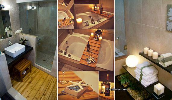 Amazing bathroom decorating ideas - Cool spa like bathroom designs ...