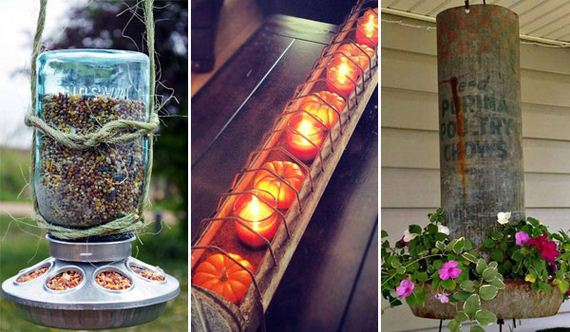 Awesome Ideas To Repurpose Chicken Feeders