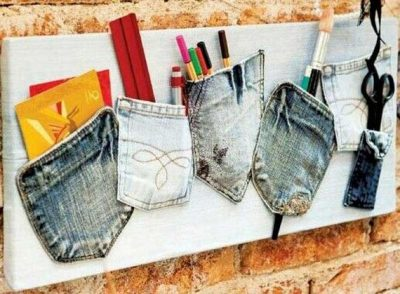 How To Upcycle Old Denims