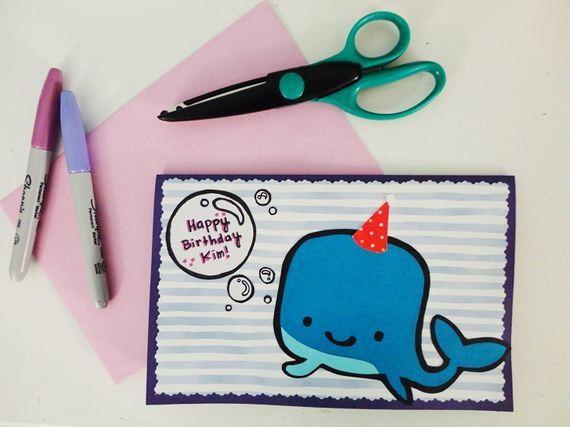Amazing DIY Birthday Card Ideas
