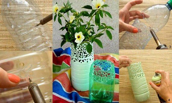 Cool Stuff Made By Reusing Plastic Bottles