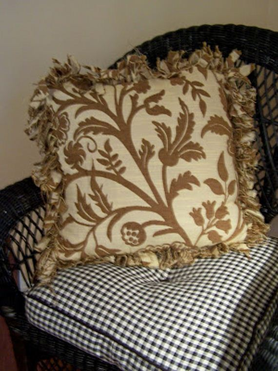 Creative DIY Pillows Awesome No Sew Decorative Pillows