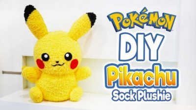 Awesome DIY Pokemon Crafts