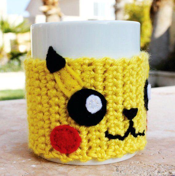 Awesome Crochet Pokemon Ideas