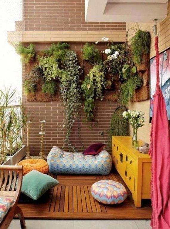 10 small balcony garden ideas