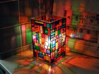 Amazing Faux Stained Glass Projects