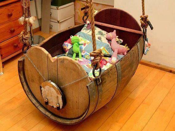 DIY Baby Cradles