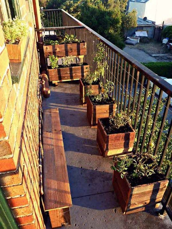 Amazing small balcony garden ideas for Amazing small gardens