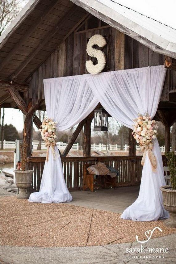 31-Beautifu-Rustic-Wedding-Ideas