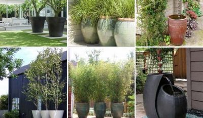 DIY Large Pot Project for Garden and Yard