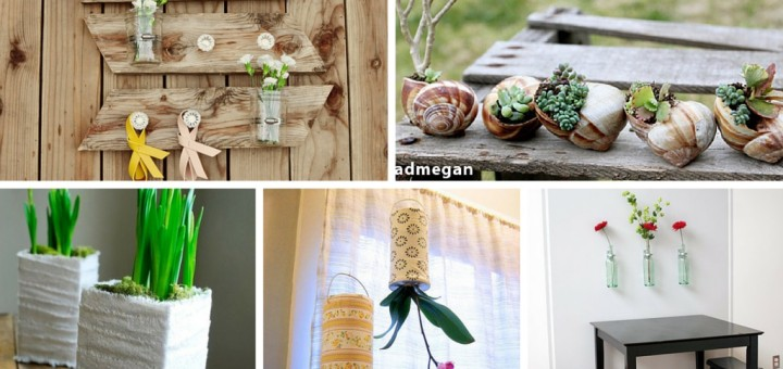 DIY Garden Pot Projects