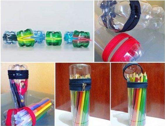 Stuff Made By Reusing Plastic Bottles