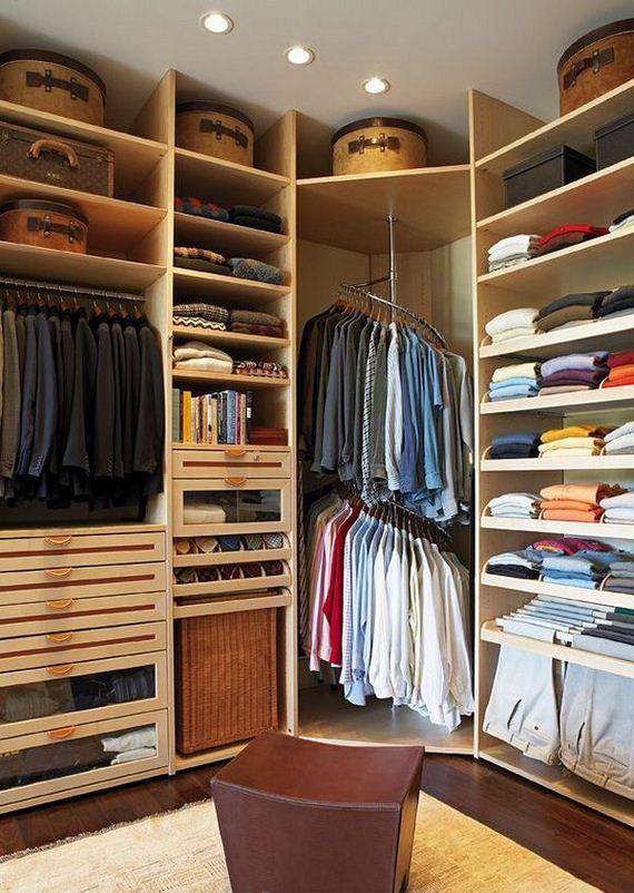 Unique Closet Storage Tutorials