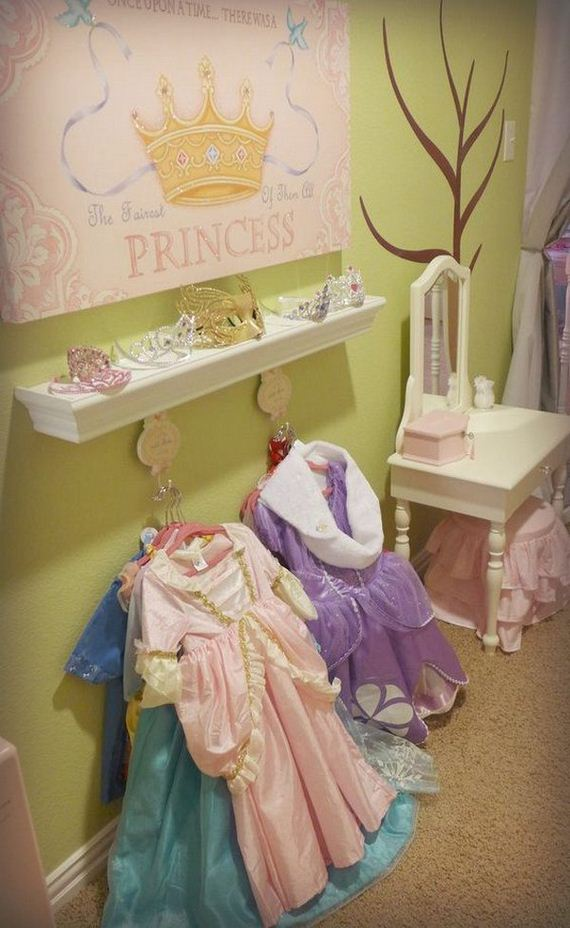 11 princess bedroom ideas