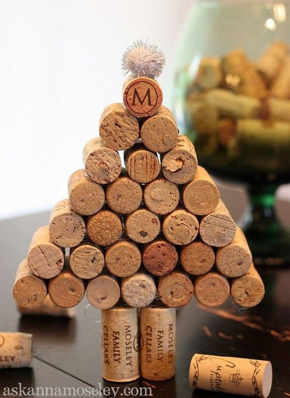 Homemade Wine Cork Crafts on Diy Key Chains