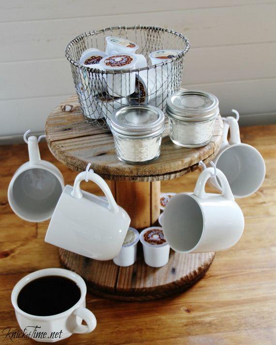 19-DIY-Coffee-Racks