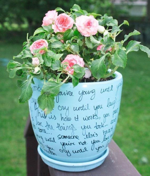 Amazing DIY Flower Pots