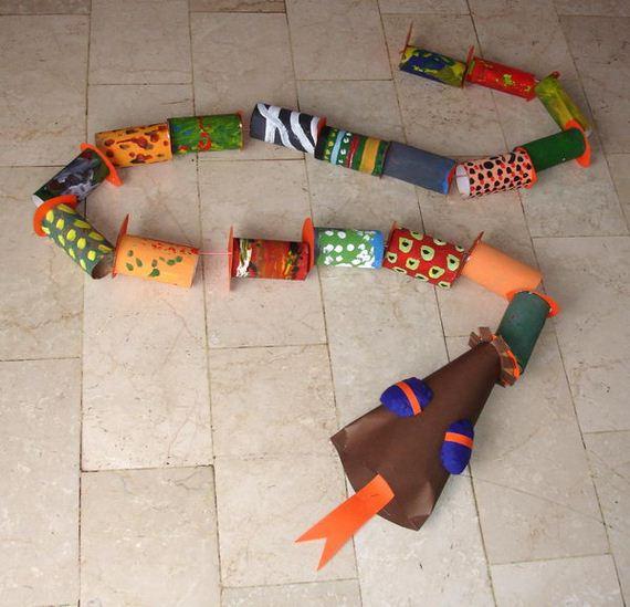 21-snake-kid-craft