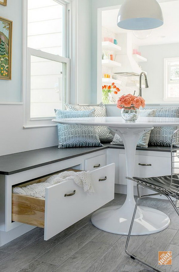 27 breakfast nook ideas - Breakfast Nook Ideas