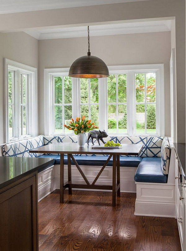 3 breakfast nook ideas - Breakfast Nook Ideas