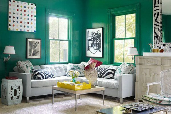 36 Living Room Colors