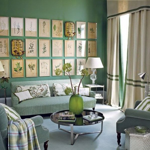 38 Living Room Colors