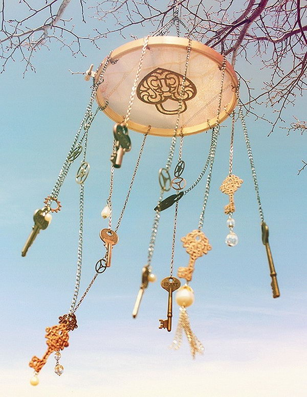 Awesome DIY Wind Chime Tutorials