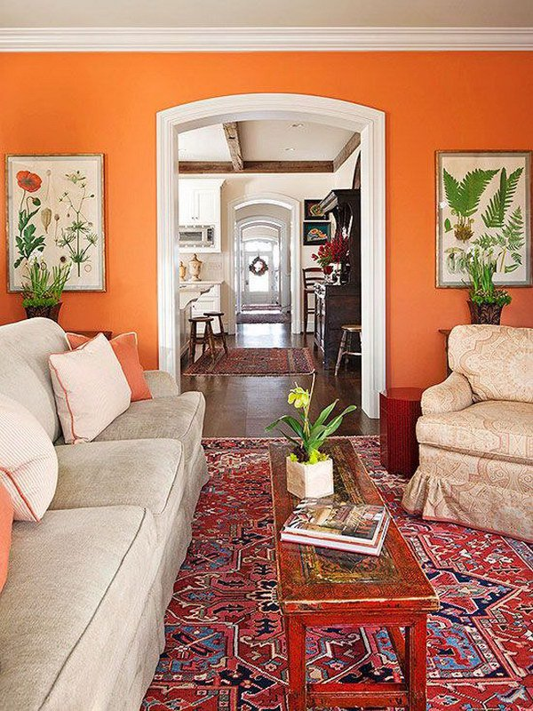 Make You Happy 64 Living Room Colors