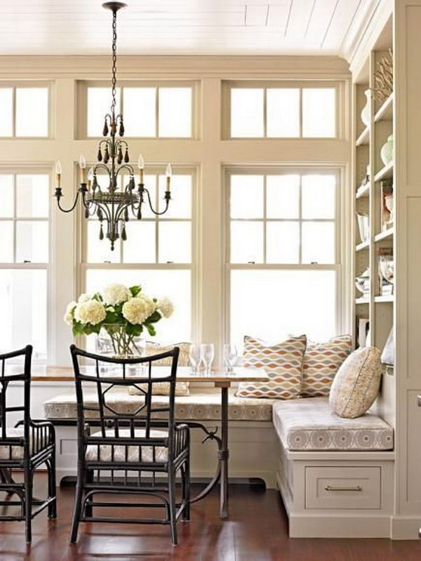 9 Breakfast Nook Ideas