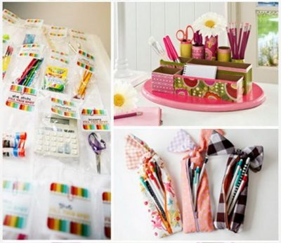DIY School Crafts for Kids
