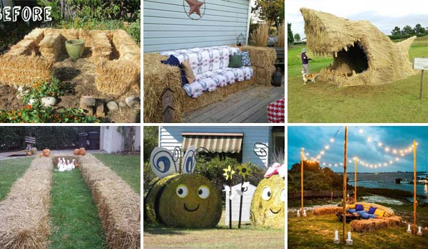 Bales Of Hay Projects