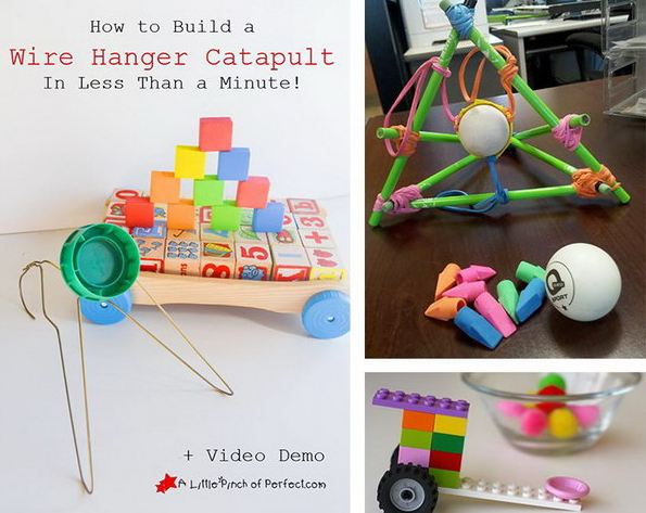 Amazing DIY Catapult Projects for Kids