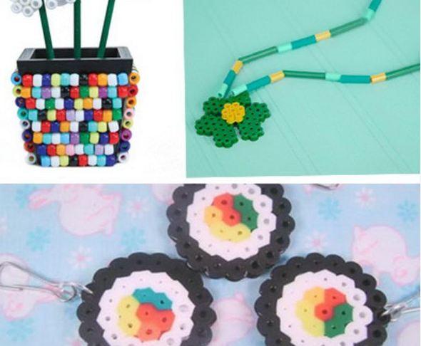 Unique Perler Beads Tutorials