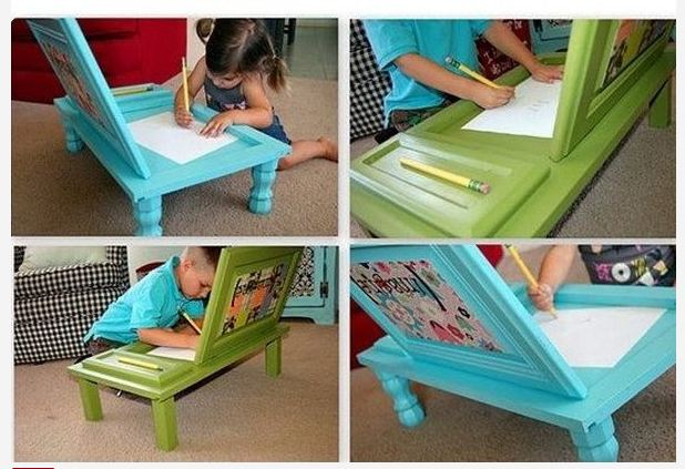 Awesome DIY Furniture Makeover Tutorials for Kids
