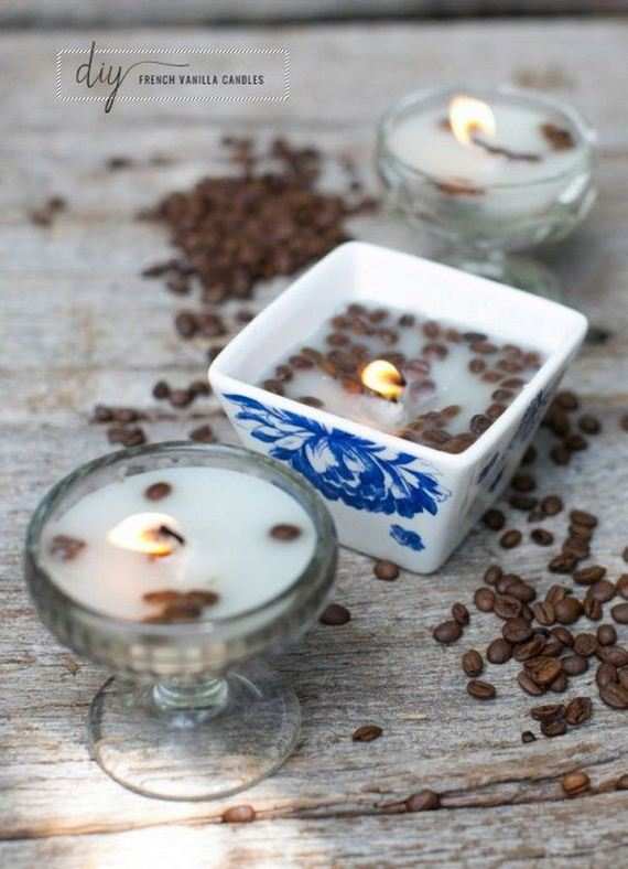 DIY Candle Recipes